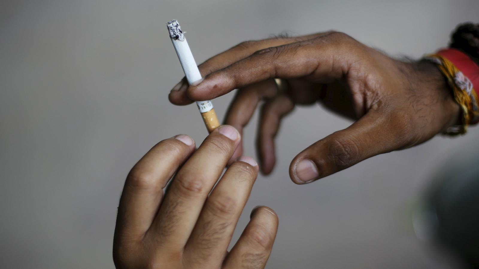 India-Smoking-Pictorial warning-tobacco