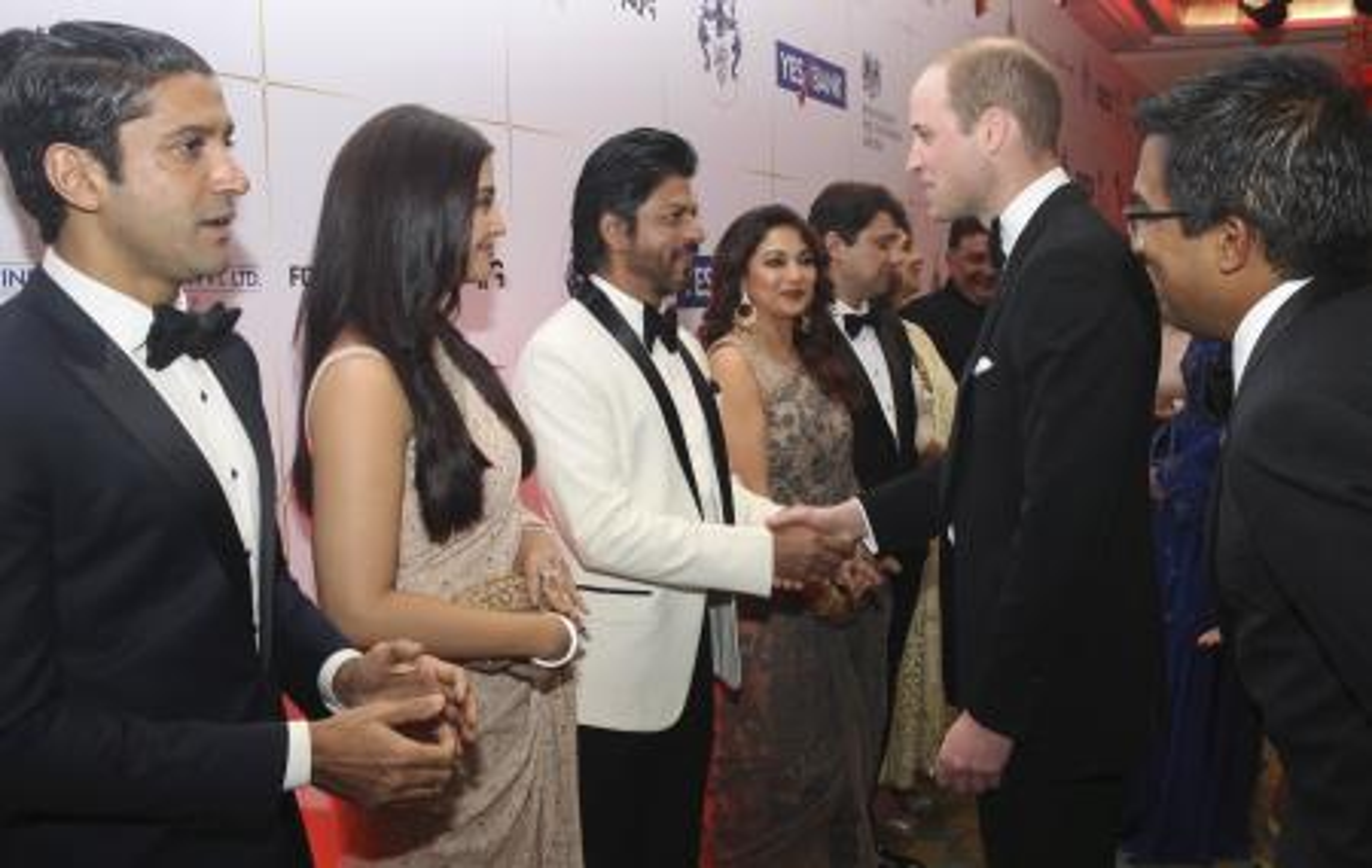 Prince William-Kate-India