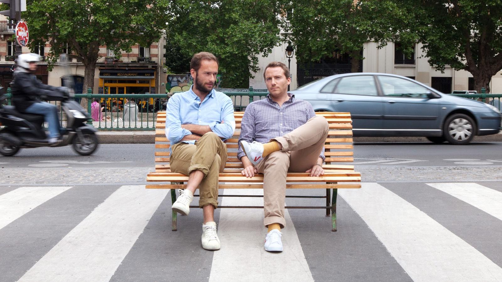 Veja's founders, Sébastien Kopp and François-Ghislain Morillion