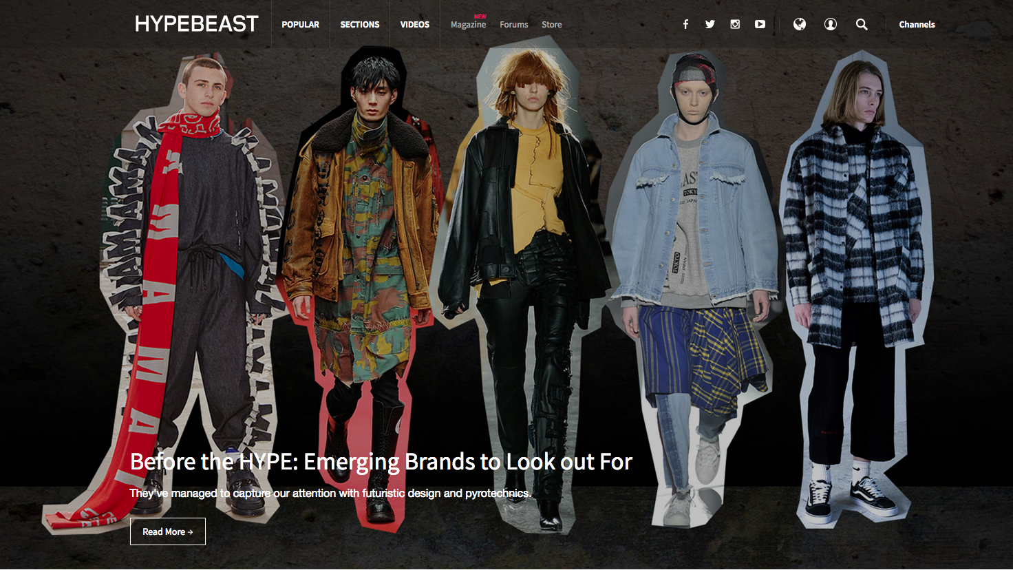 Underground Fashion King Hypebeast Just Had The Best Stock Debut In Asia So Far This Year Quartz