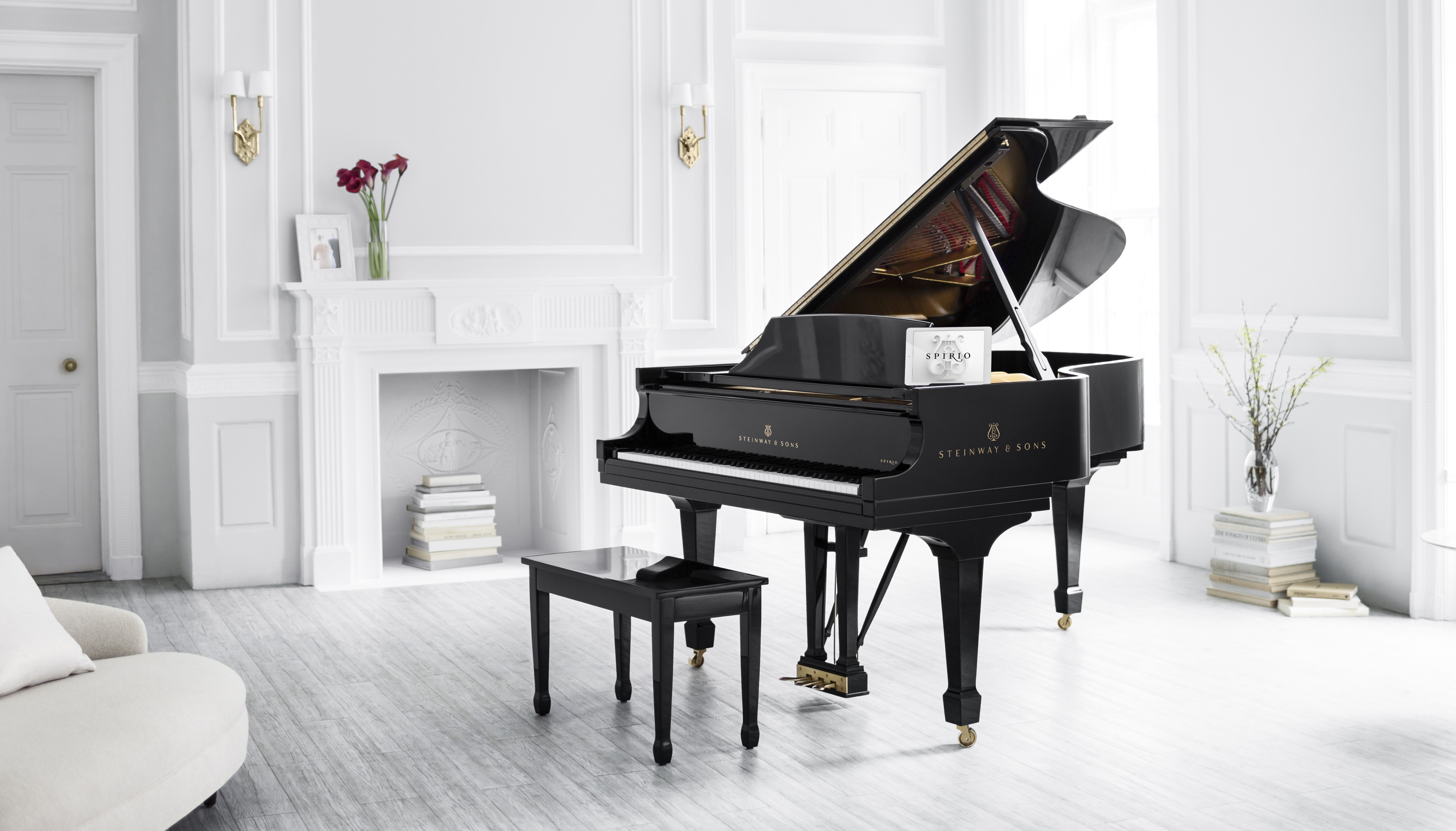 Steinway Just Released An Ipad Controlled Piano Quartz