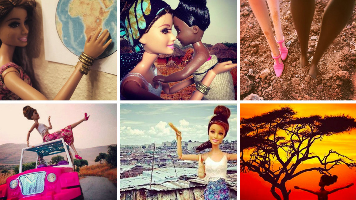 Instagram's White Savior Barbie neatly captures what's wrong with ...