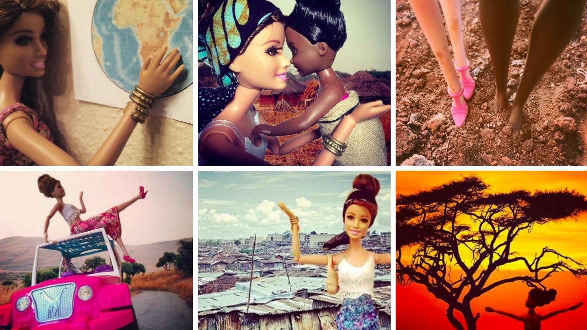 Barbie Savior to the rescue.