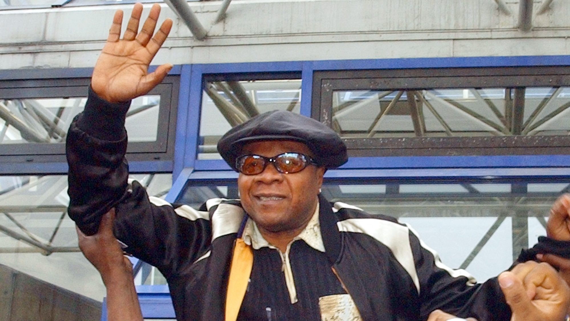 Congolese pop star Papa Wemba was popular with his supporters at home and abroad.