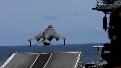 Indian Navy-Sea Harriers-Narendra Modi