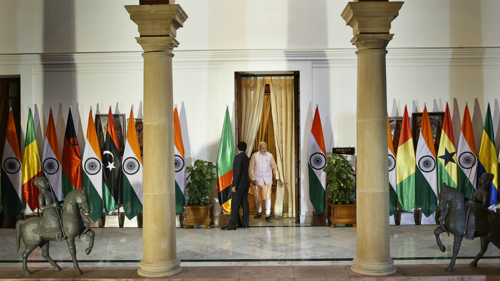 India-Africa-Africa day-Foreign policy-Narendra Modi