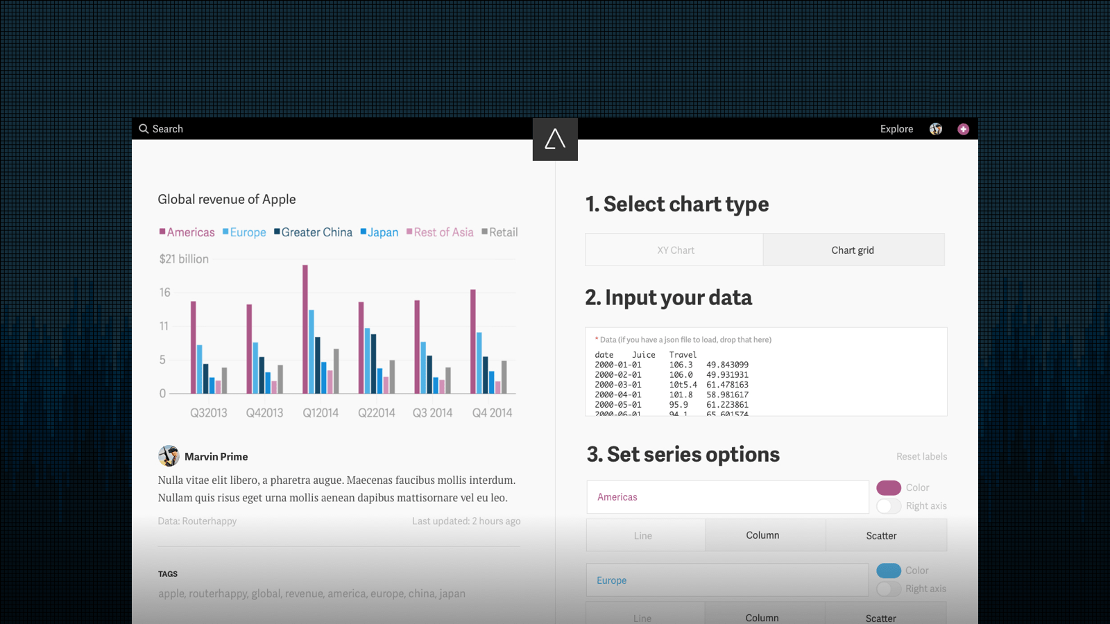Atlas Is Now An Open Platform For Everyones Charts And Data Quartz