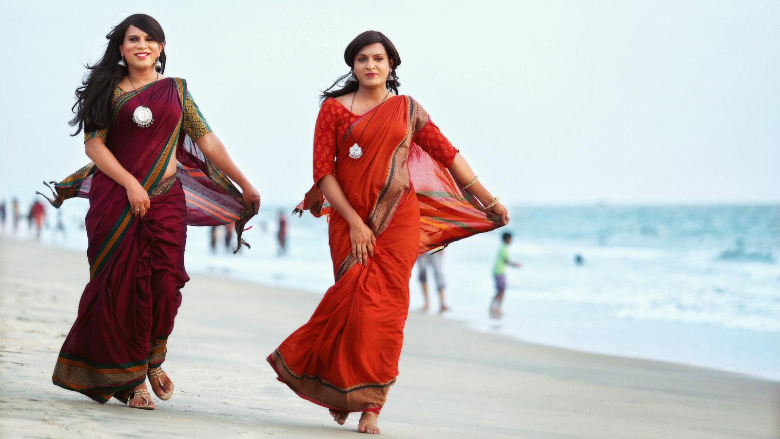 India-Transgender models