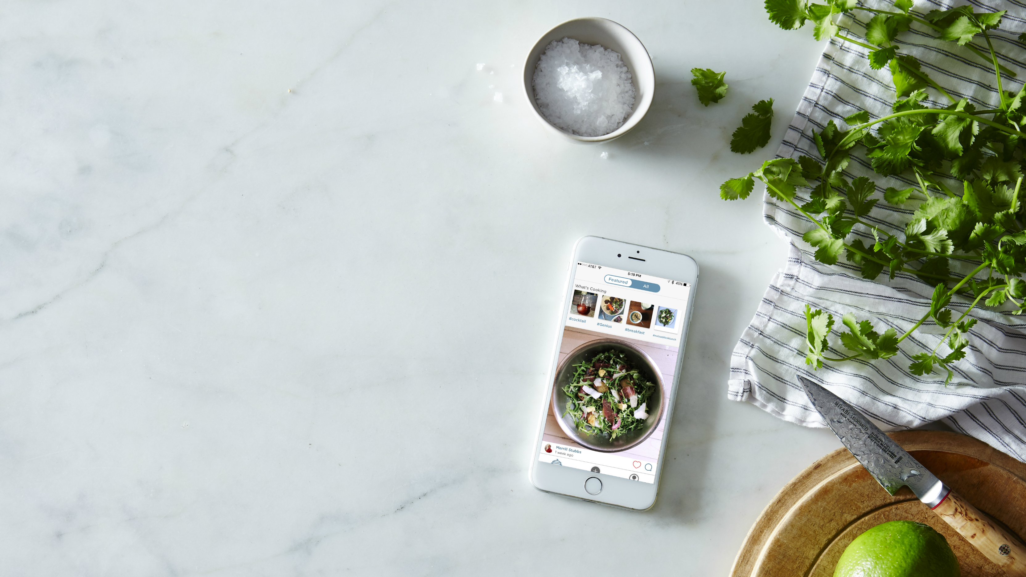 Food52's genius new app helps you cook with what's actually in your fridge