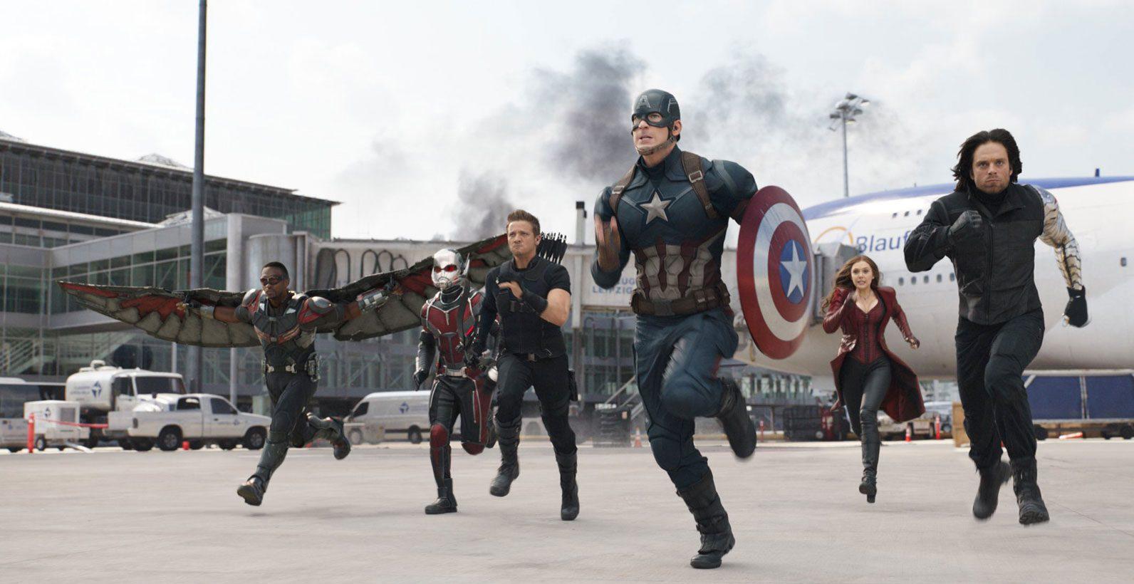 disney captain america civil war