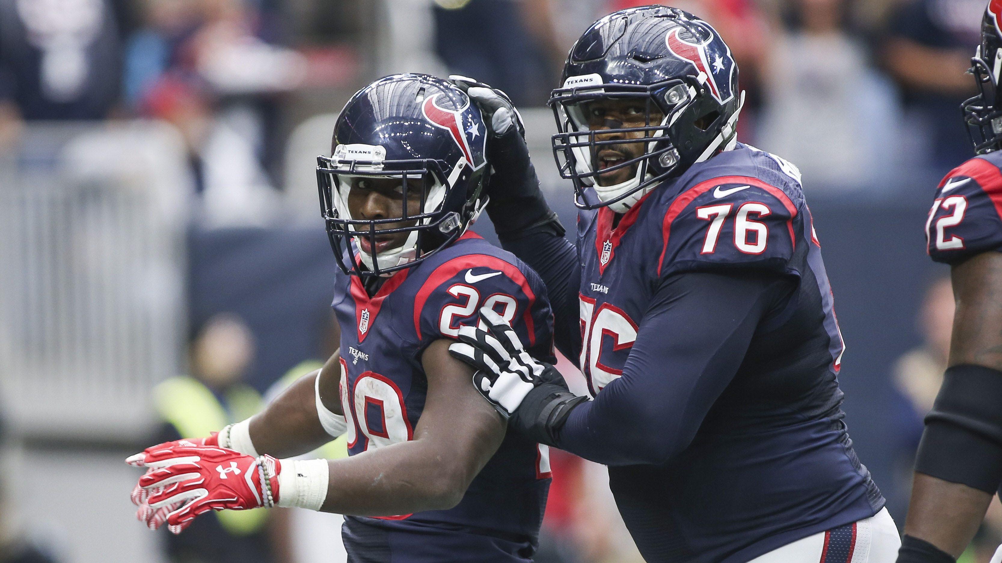 NFL: New York Jets at Houston Texans