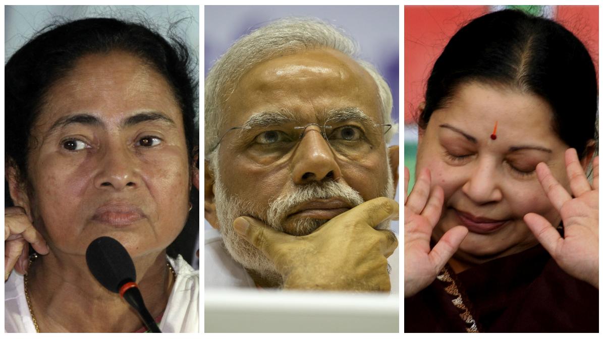 India-Election-Modi-Mamata