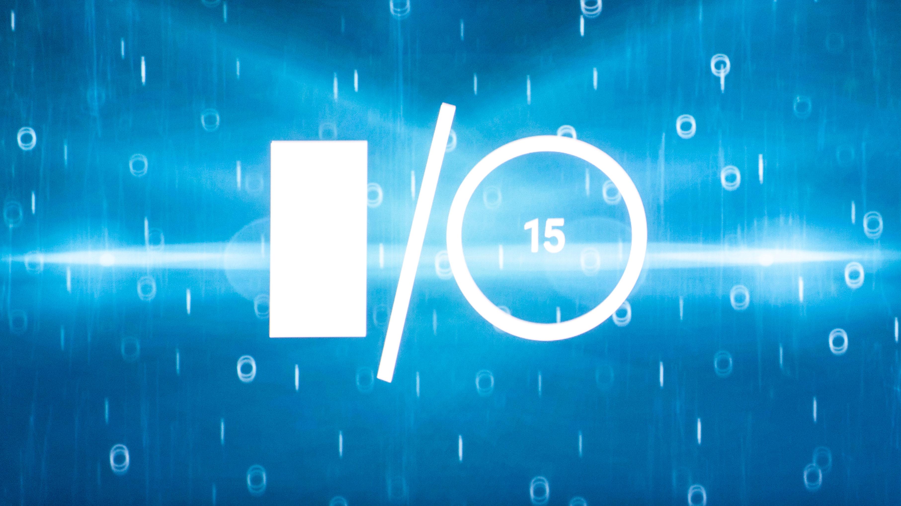 google i/o developer conference 2015 san francisco