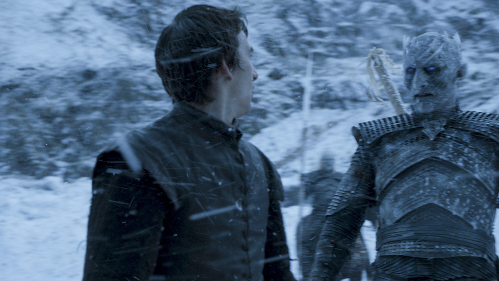 hbo game of thrones white walker