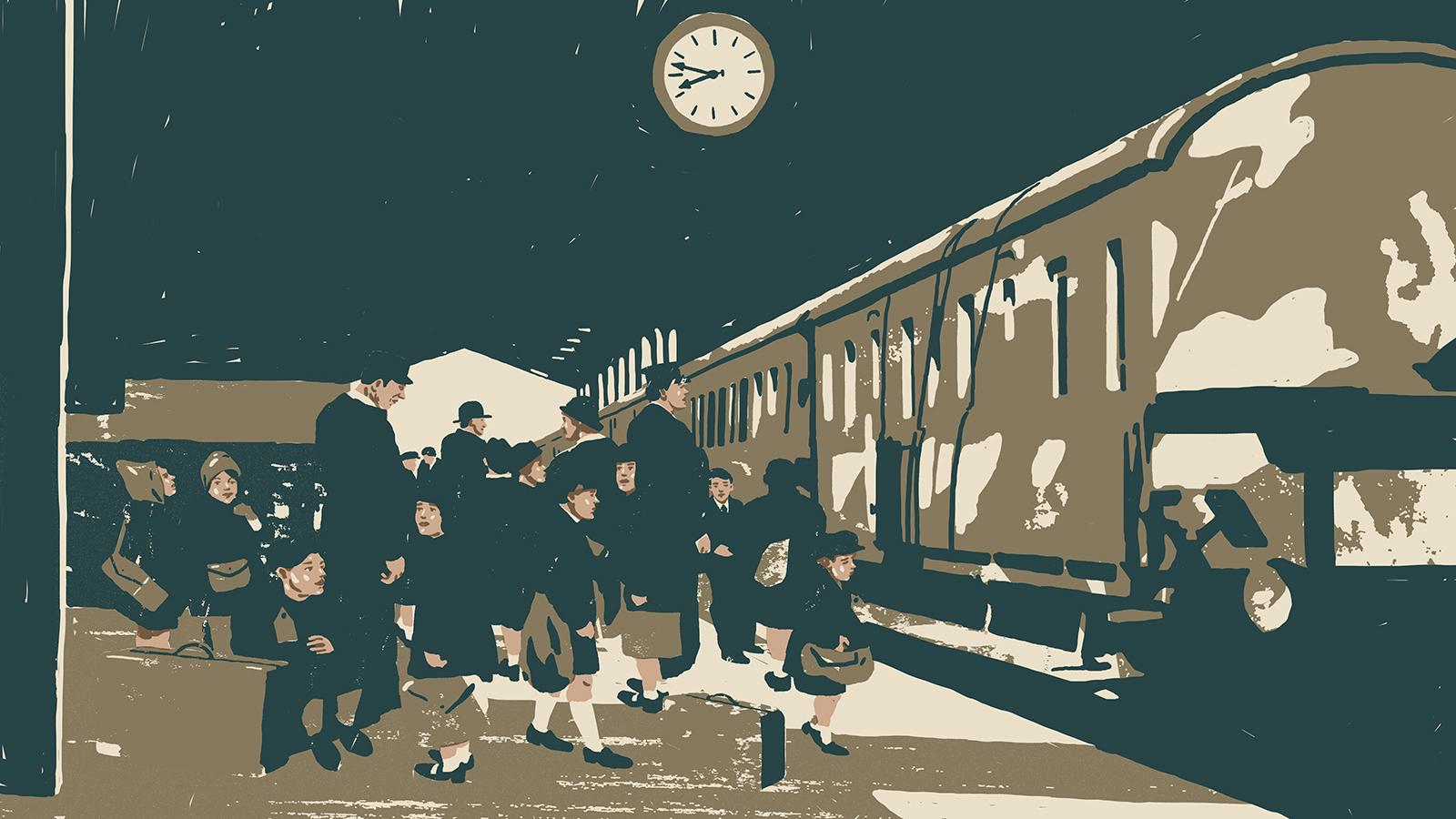 Kindertransport: As WWII loomed, Britain saved 10,000 child refugees