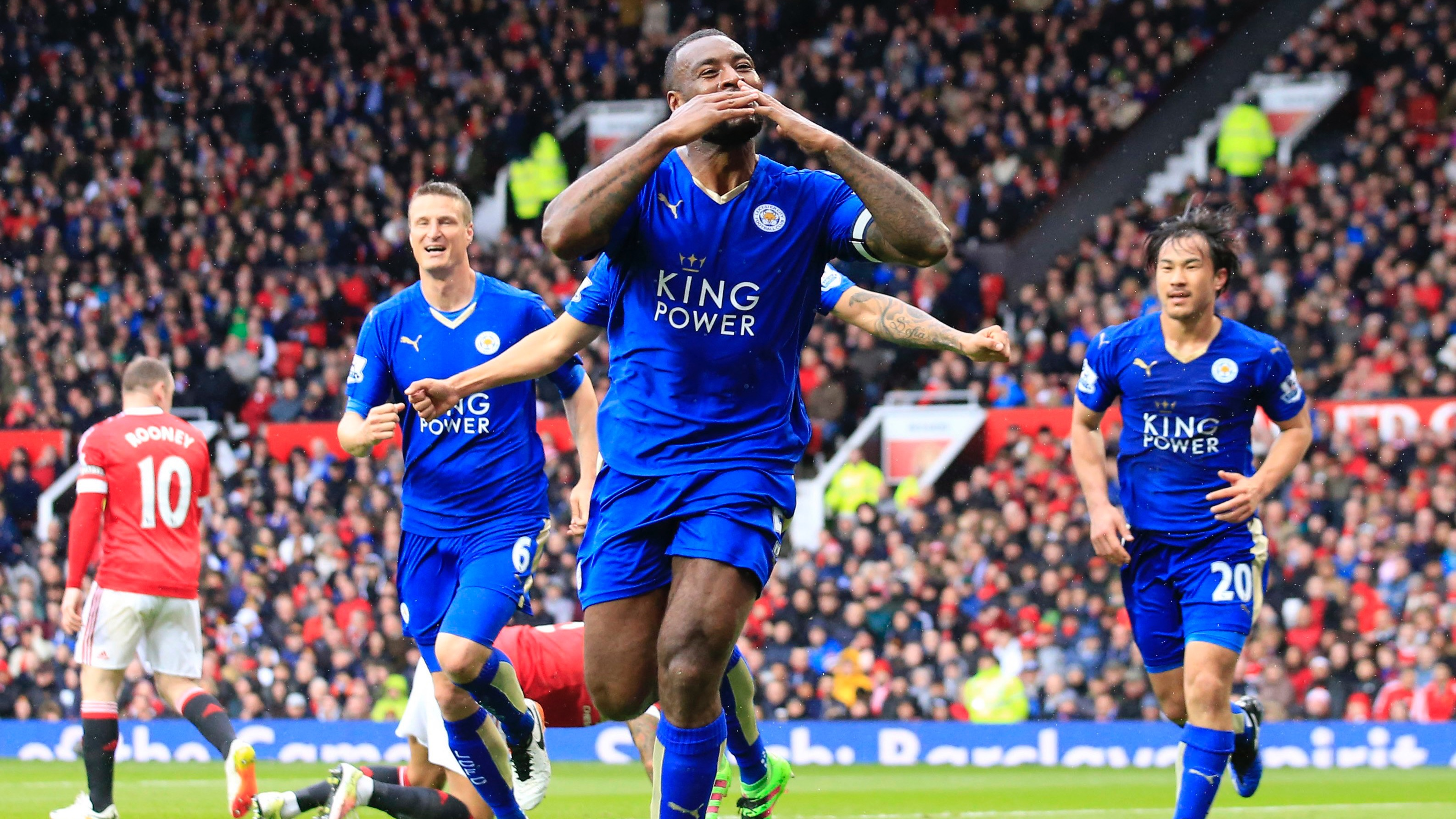 Leicester wins the Premier League: The biggest upset in the