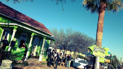 Photo of Spotify House at SXSW 2013