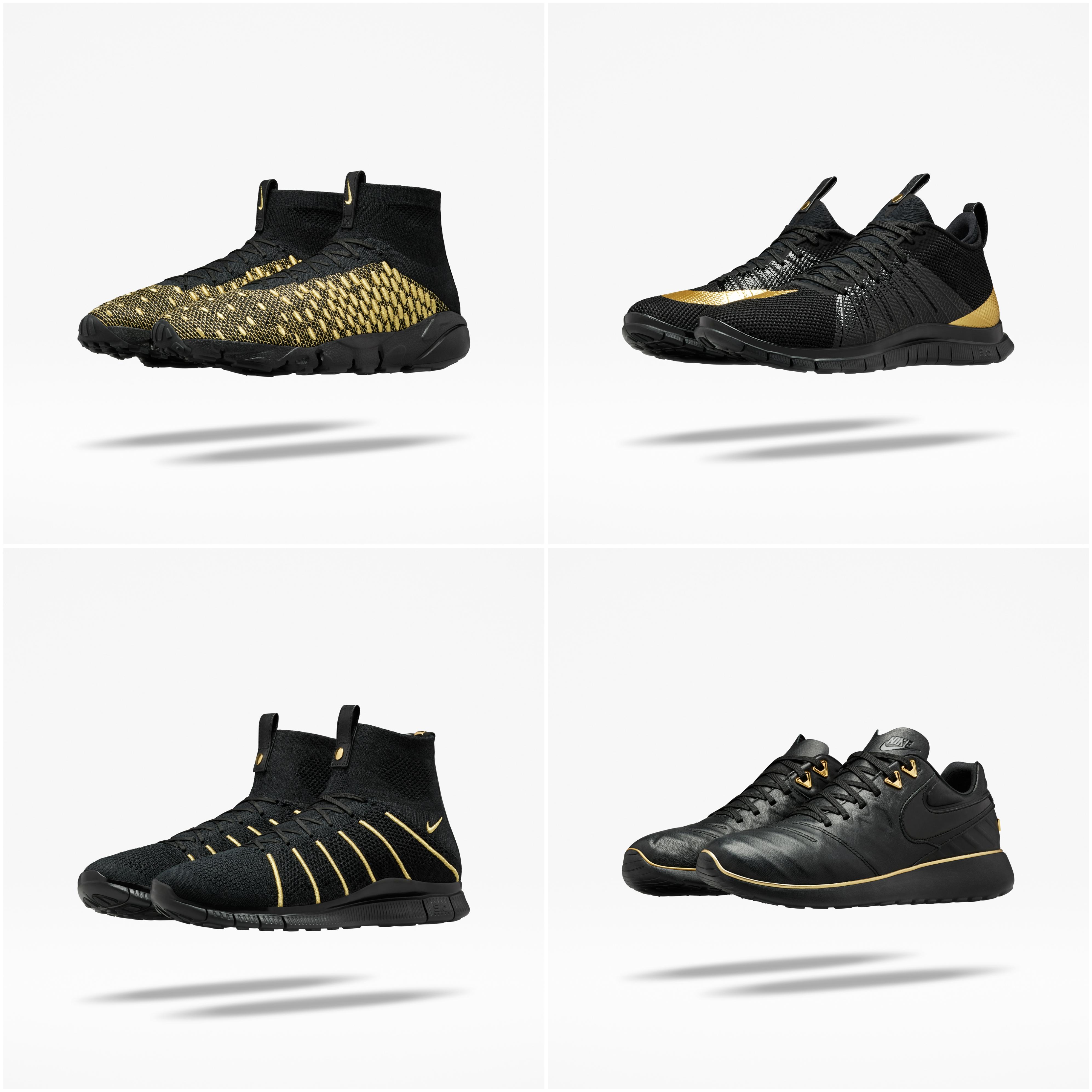 NikeLab x Olivier Rousteing sneakers