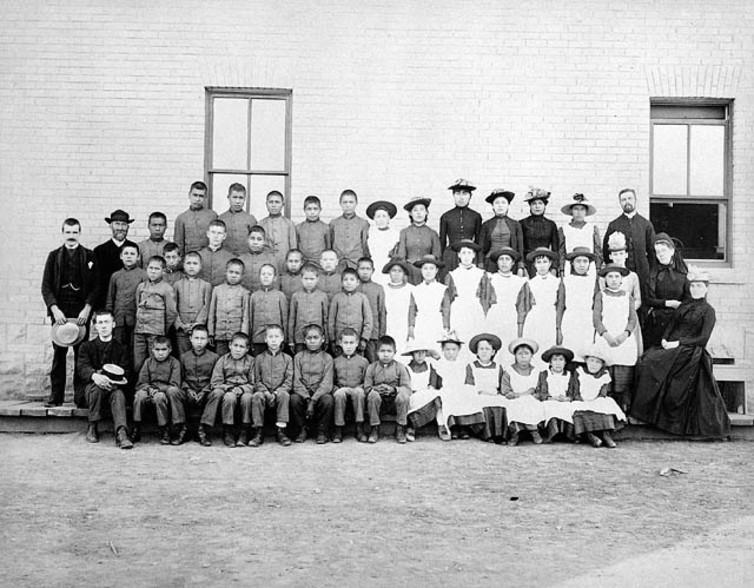 Manitoba-Canada-Industrial-School