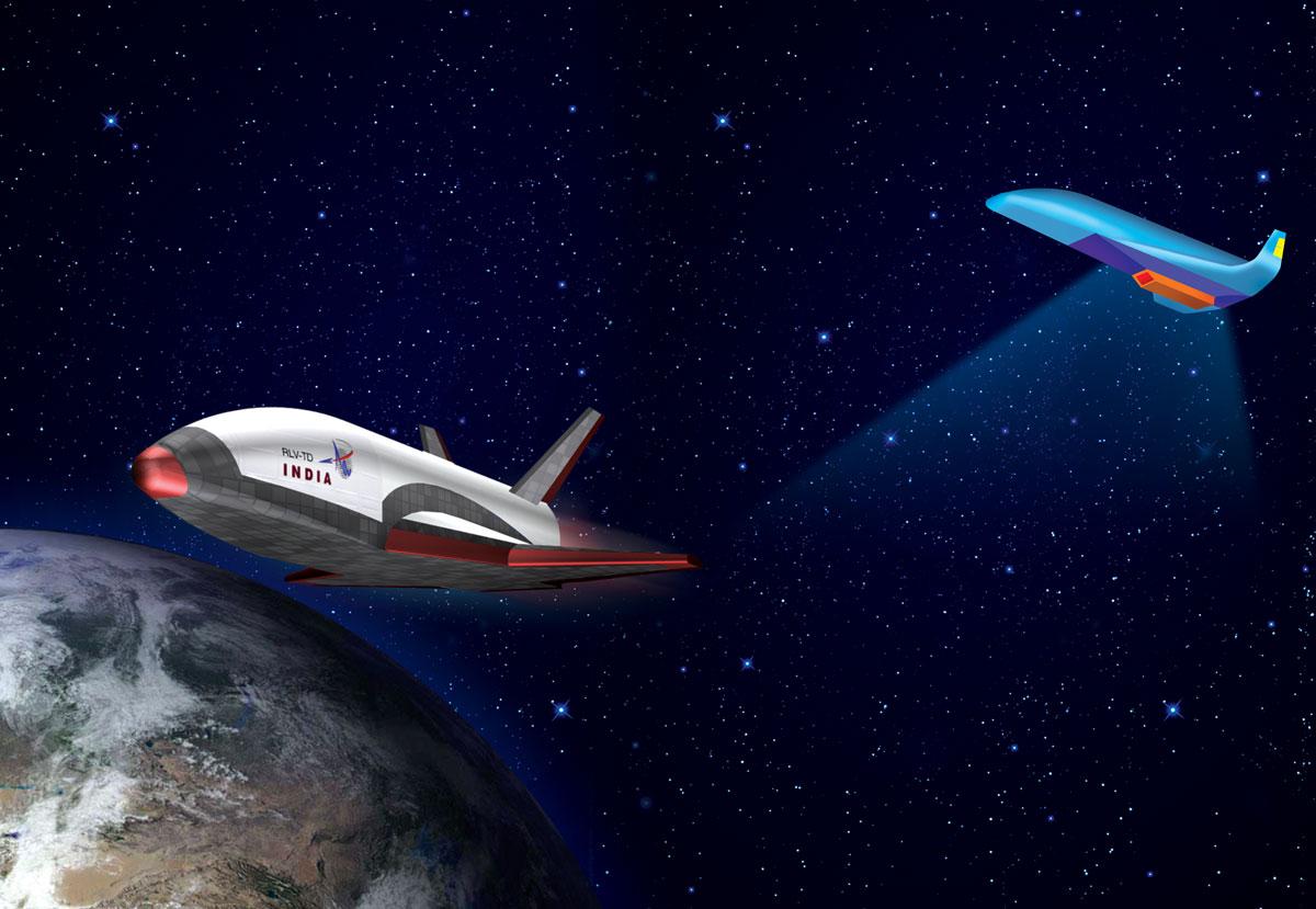ISRO-RLV-Space program-Space-Sriharikota