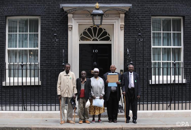 Britain-Kenya-Downing-Street