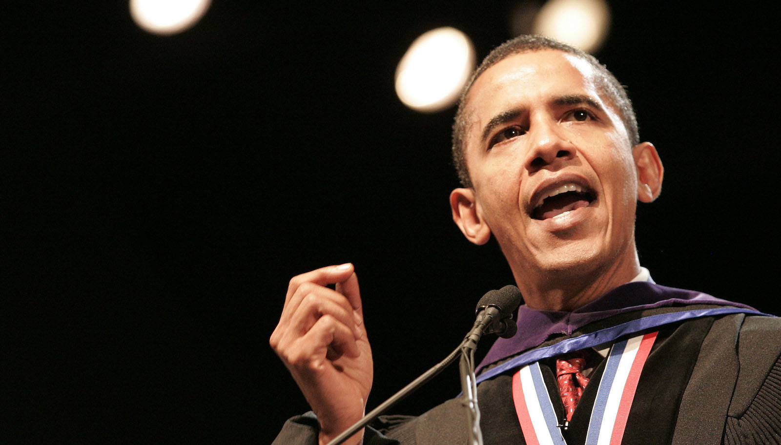 The most inspiring words from Obama's 22 graduation speeches