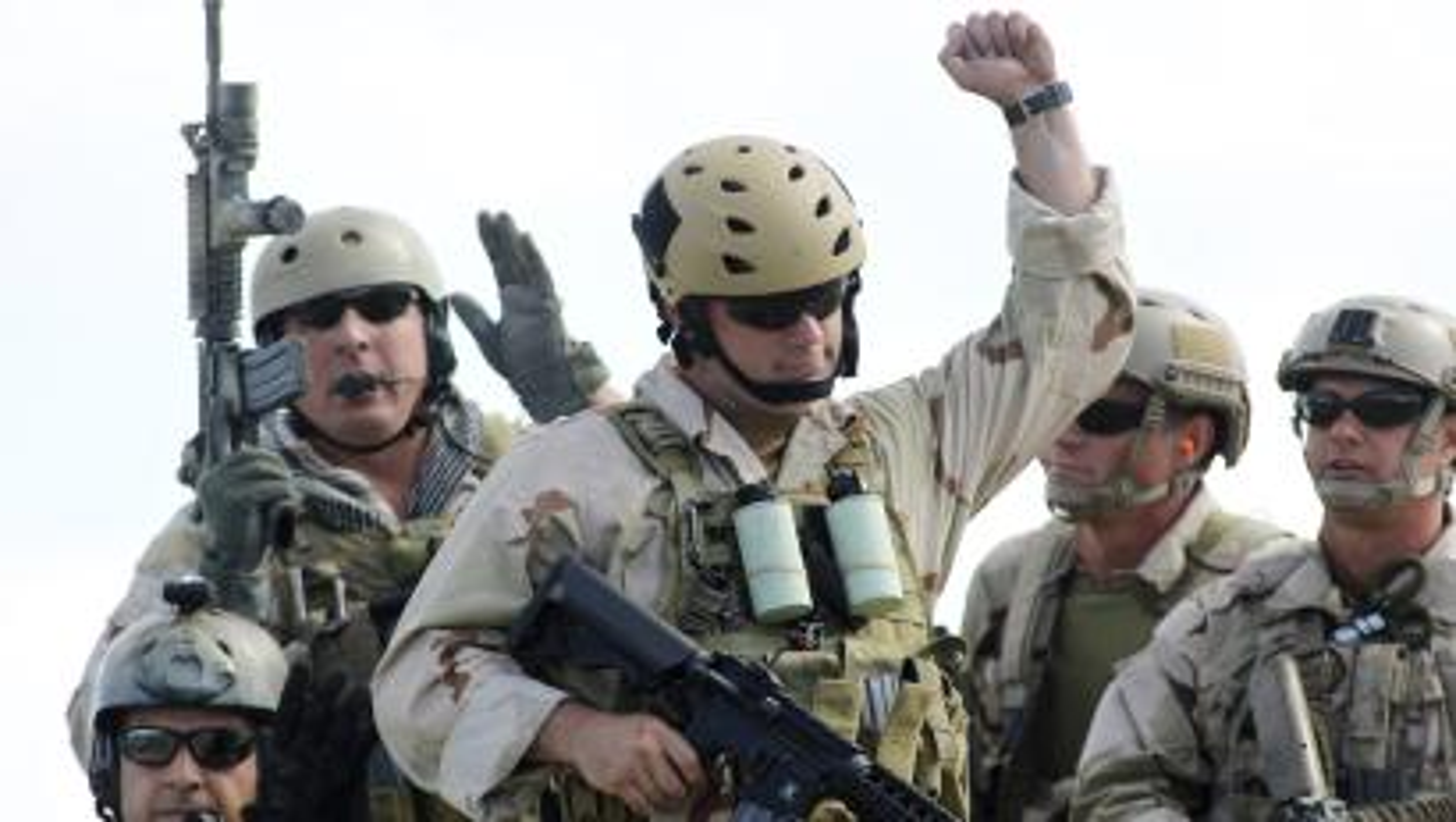 Why Google and Facebook are hiring Navy SEALs — Quartz