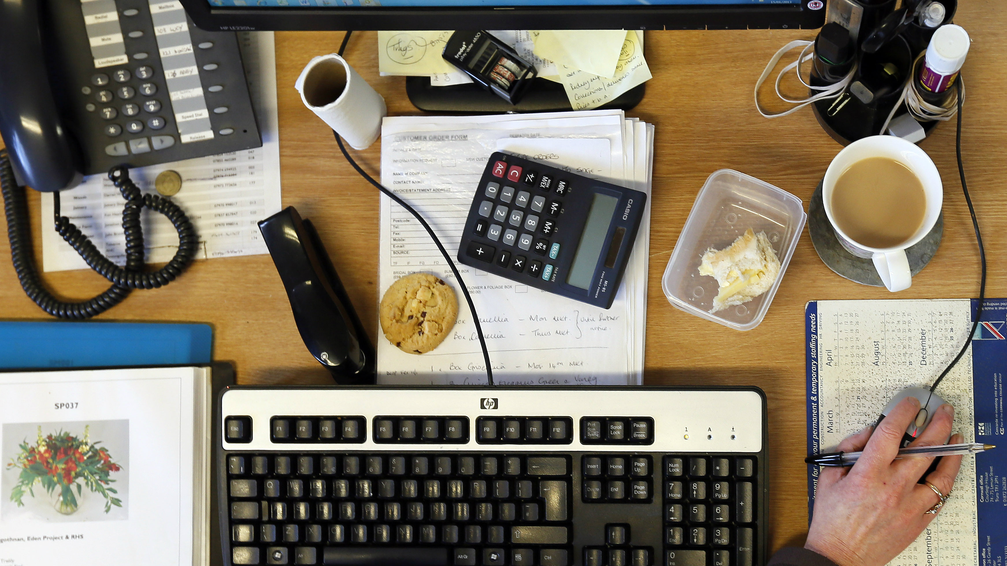 A massive new study links being a workaholic to a myriad of other psychiatric disorders