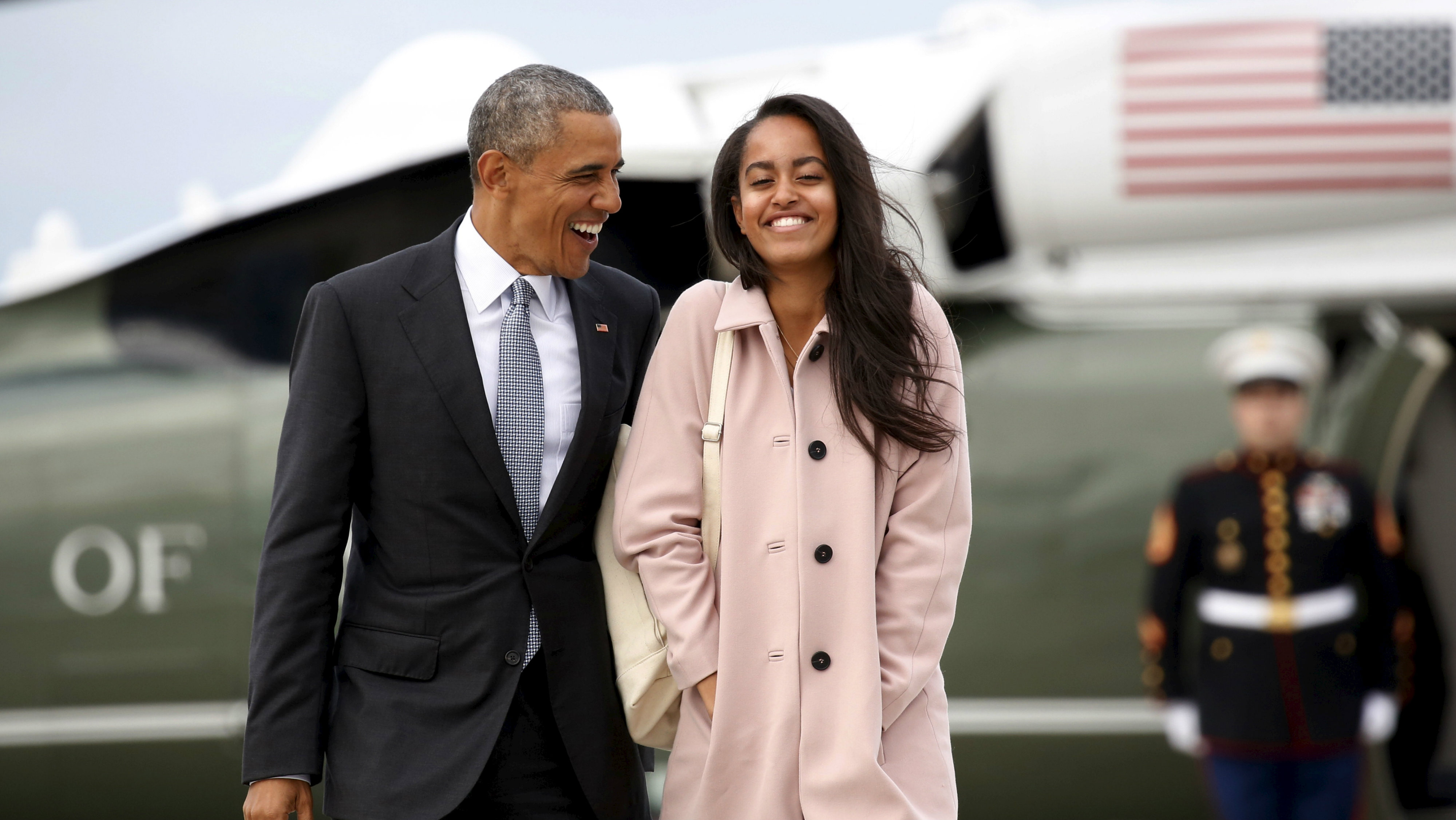 Malia Obama will spend her gap year before Harvard learning