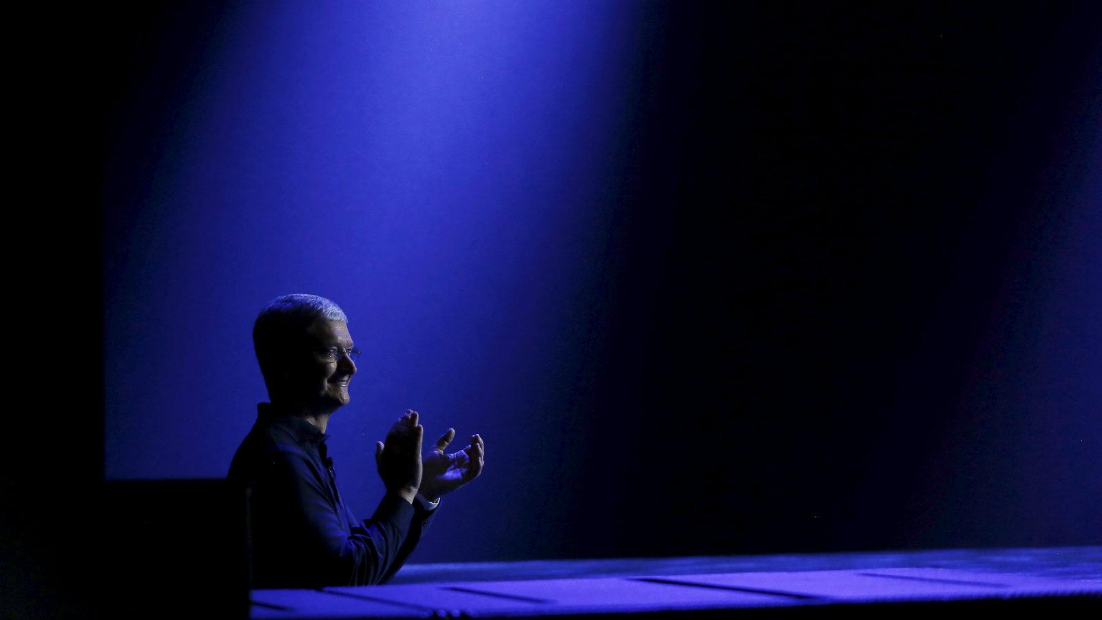Apple-Tim Cook
