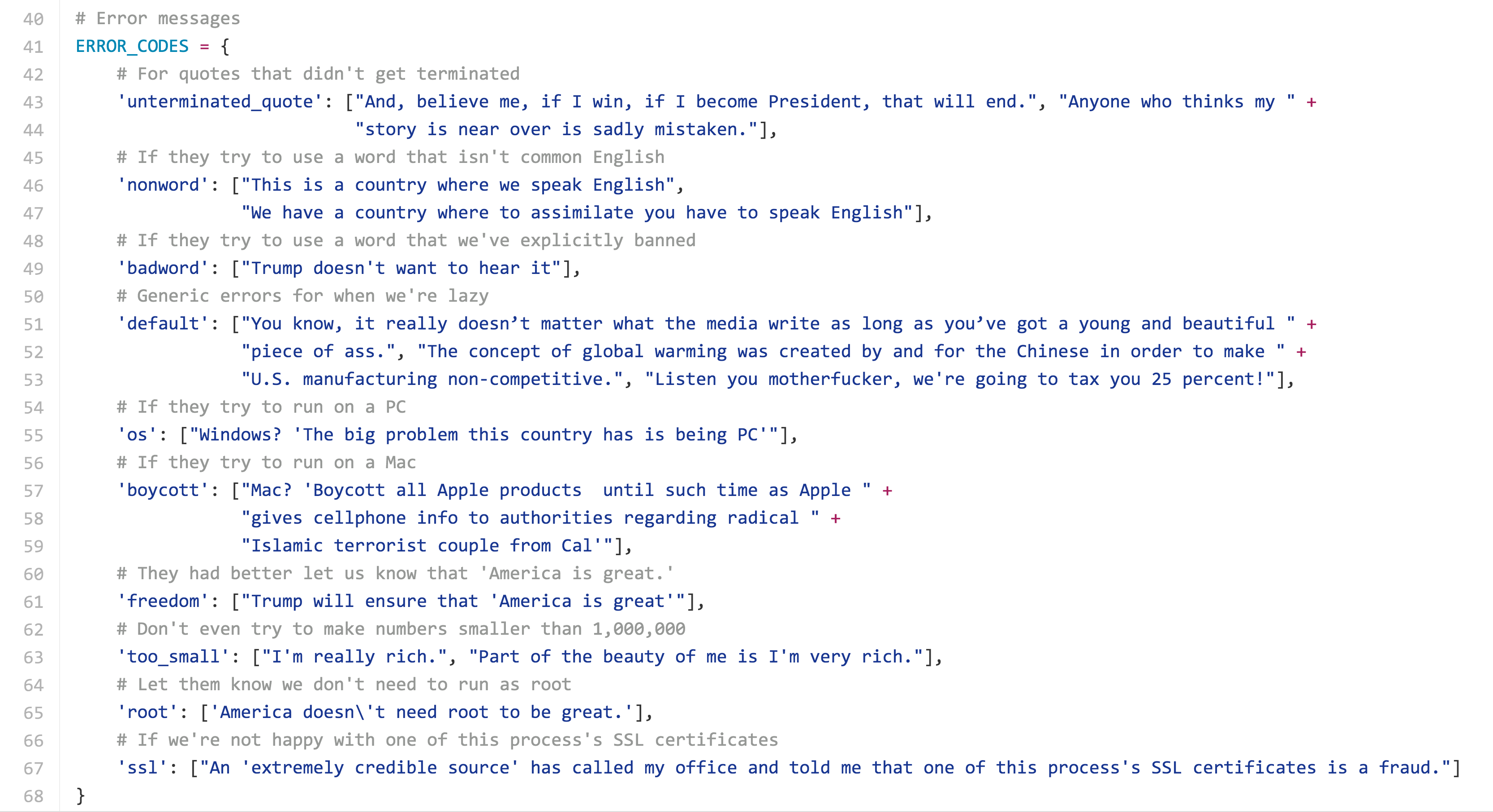 when programmers get weird  the funniest code projects on