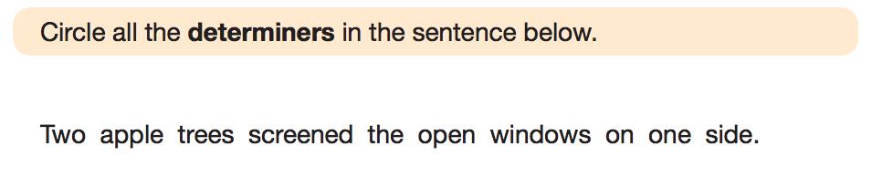 SATs question 42