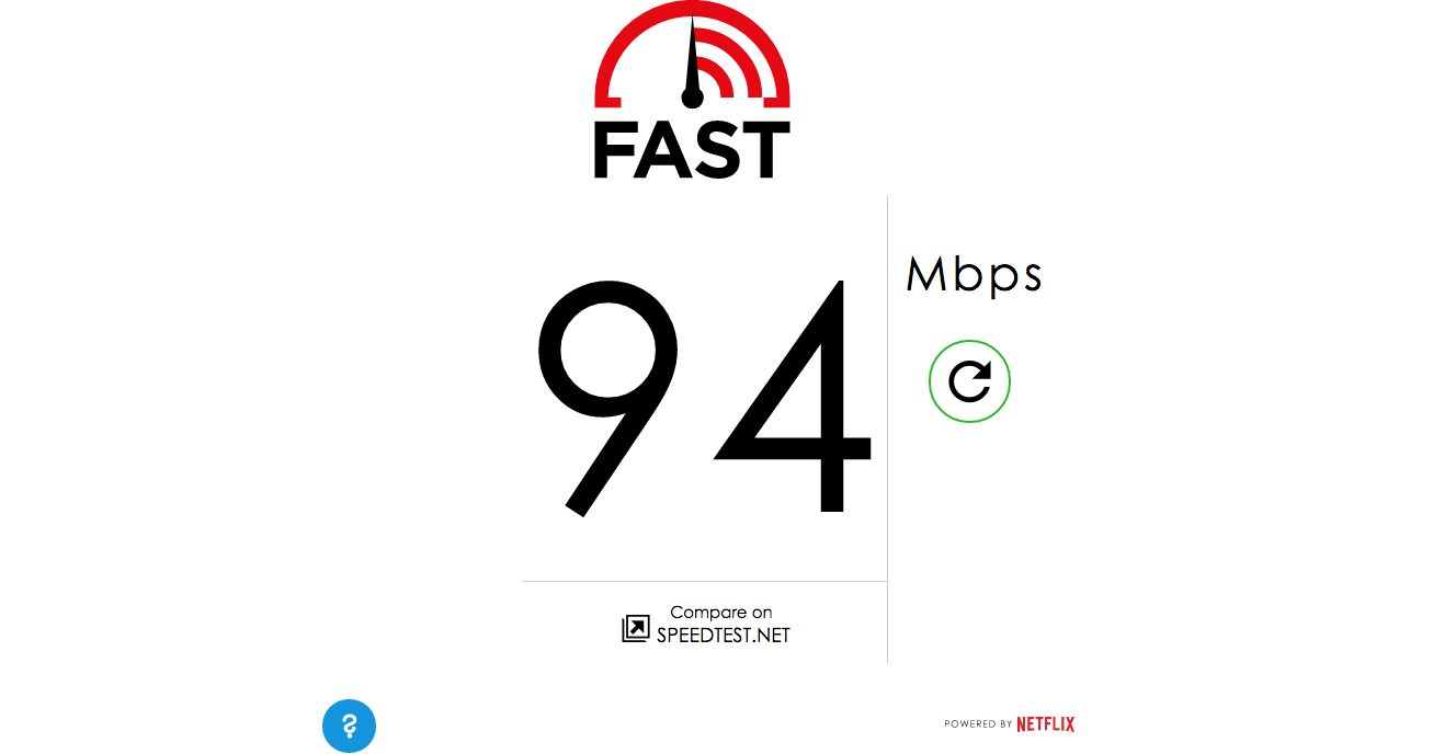 Netflix launched this handy speed test so you can go shame your