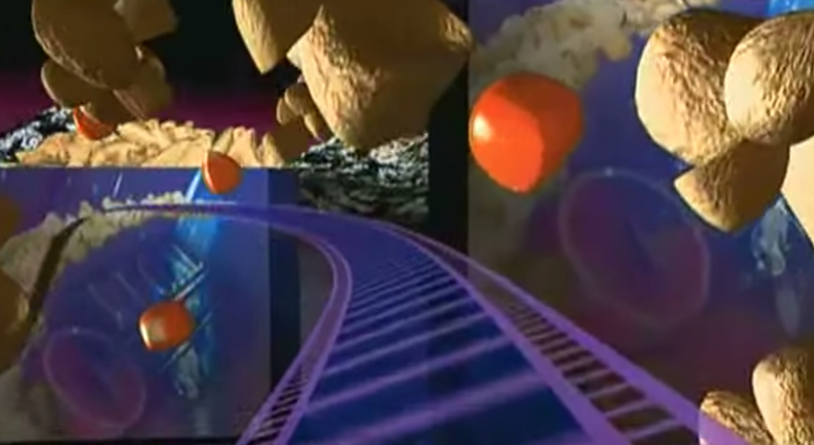 The man behind Regal Cinemas' iconic 1990s roller coaster animation