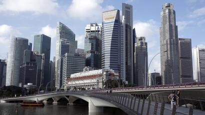 Is Singapore, with a higher per-capita income than the United States, really a developing country?
