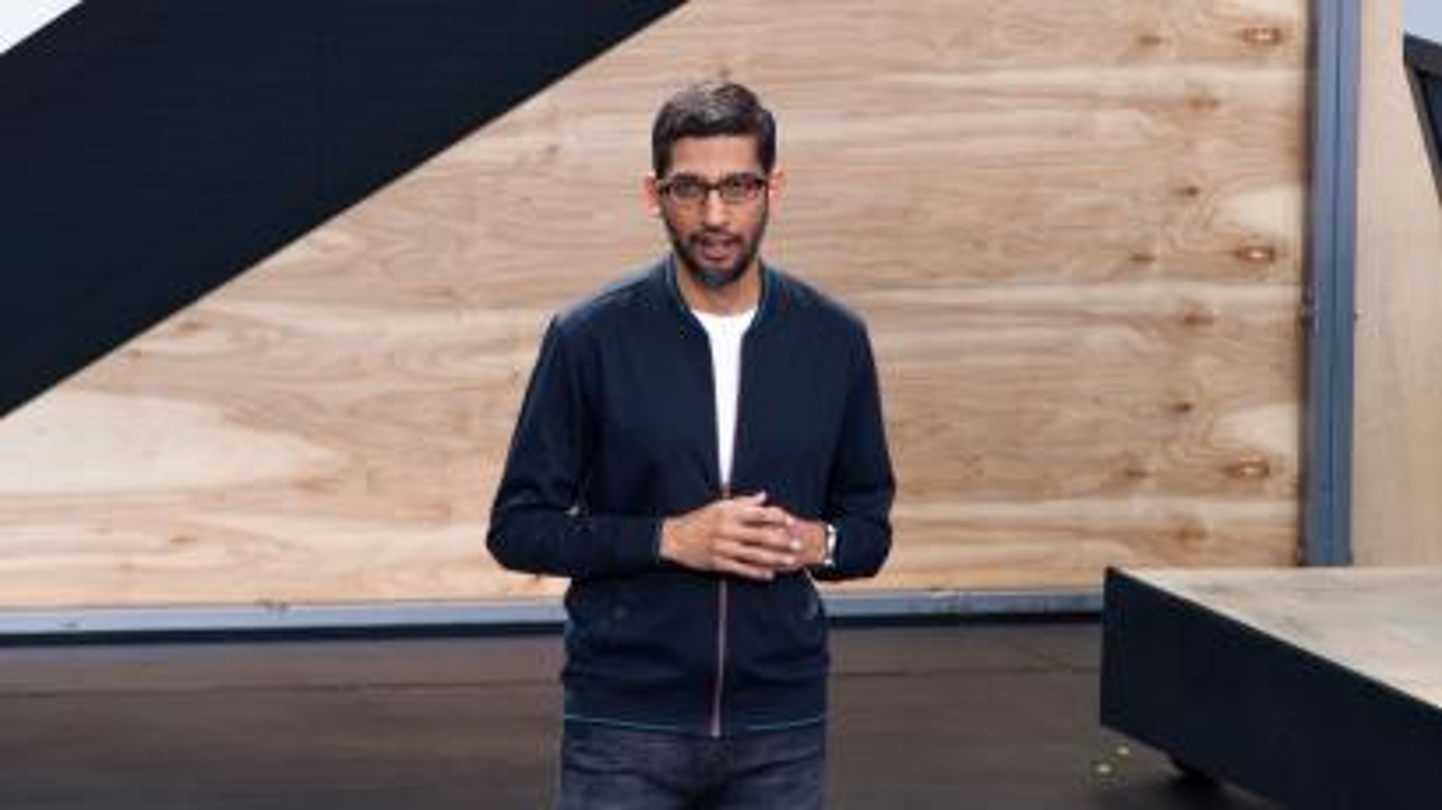 sundar pichai google ceo google i/o 2016 developer conference