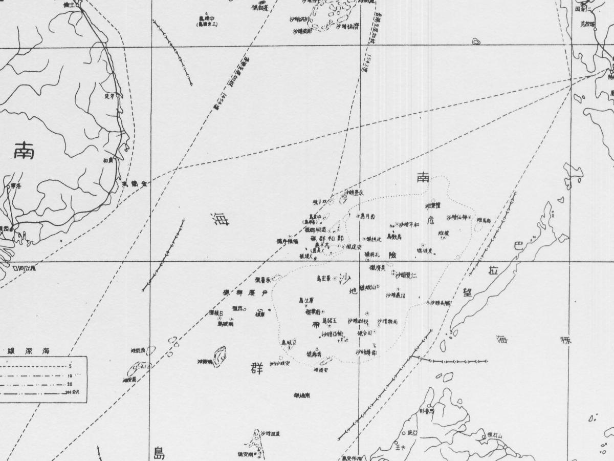 South China Sea: The line on a 70-year-old map that ... on south korea map, bataan map, pratas island map, south china sea, north korea map, swains island map, machias seal island map, nine-dotted line, pratas islands, spratly islands, north borneo map, bangladesh map, china map, south china sea islands, spratly islands dispute, cebu map, philippines map, masbate map, subic bay map, yongxing island map, paracel islands, macclesfield bank, senkaku islands dispute, senkaku islands, hans island map, mayotte map, itu aba island map, chagos archipelago map, mindoro map, matsu islands map,