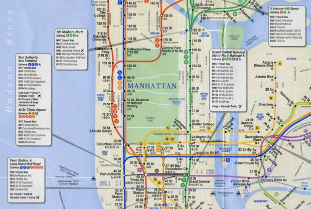 New Yorkers Can Start Using A Secret Subway Tunnel Under Central