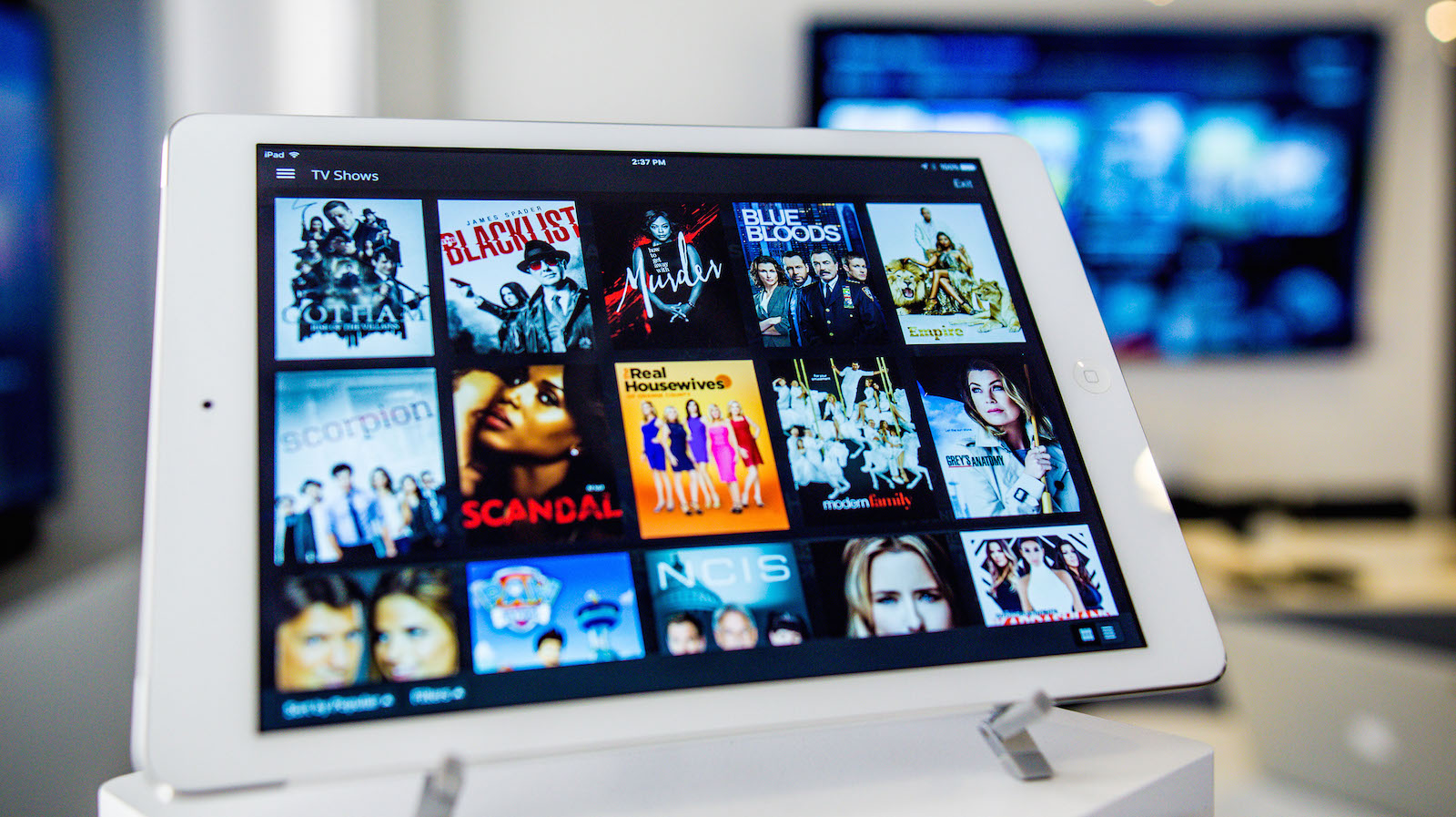 With apps like Netflix and Hulu, your old cable box wants to