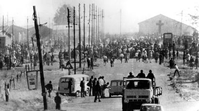 Forty years after the Soweto uprising, South Africa's students can