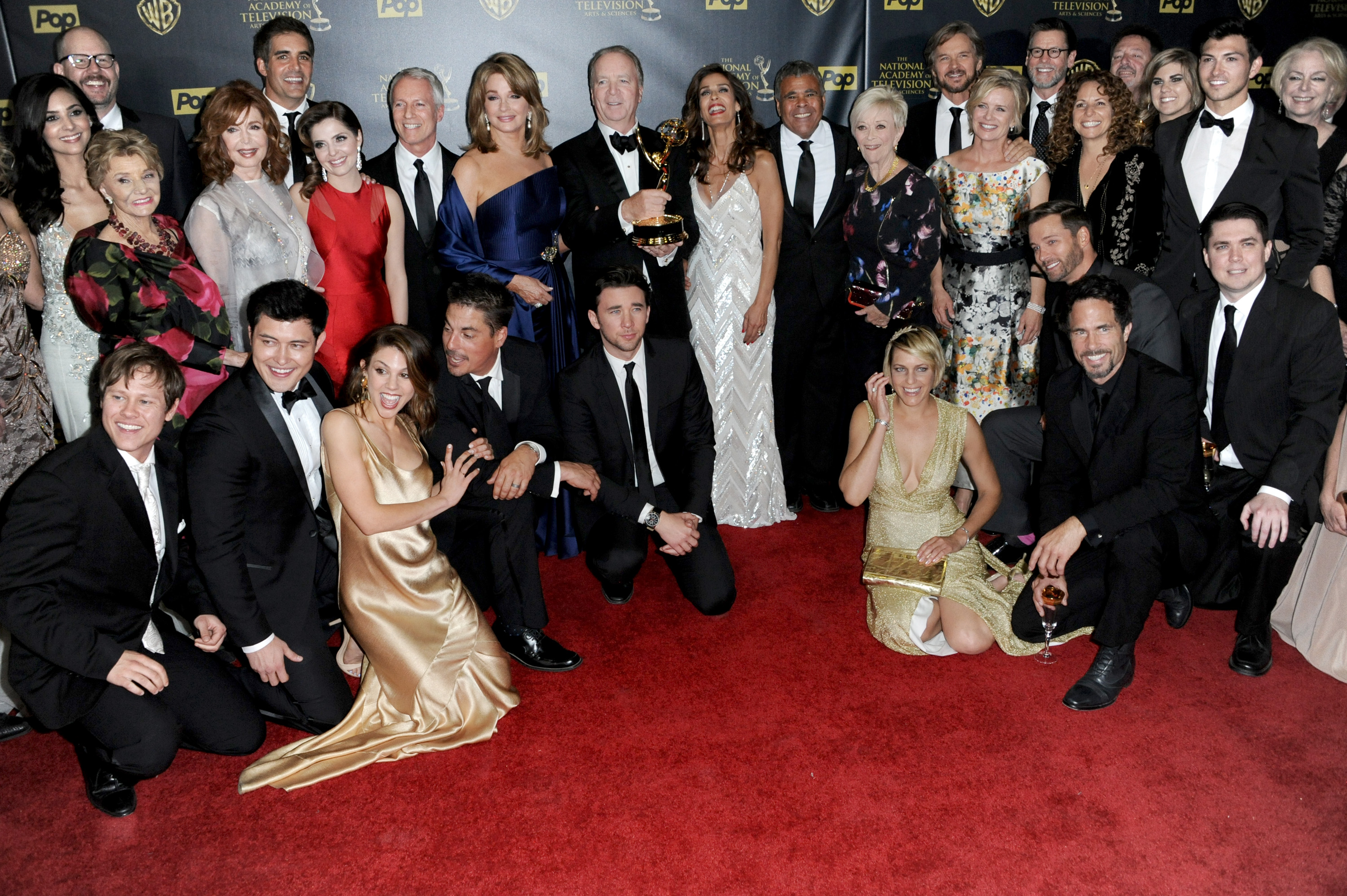42nd Annual Daytime Emmy Awards - Press Room