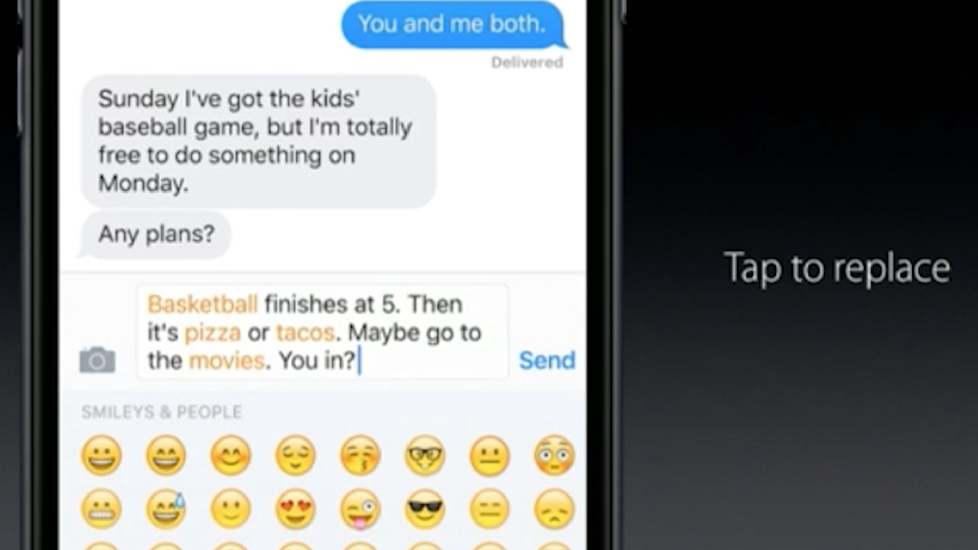 Apple S Ios 10 Makes It Easier For Old People To Use Emojis Quartz