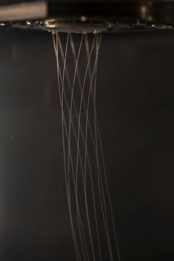 Bolt Threads' synthetic spider silk