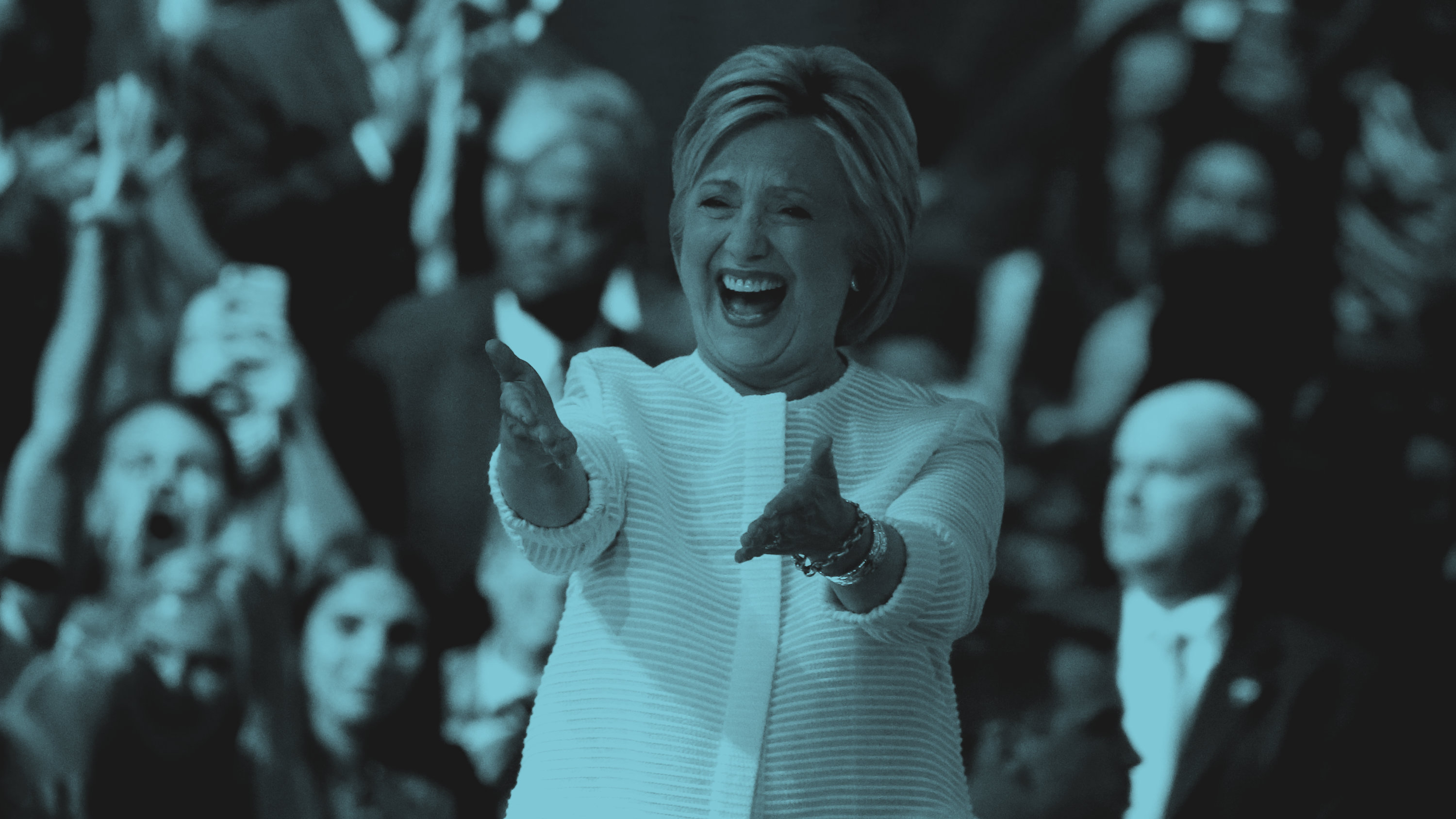 Hillary Clinton thinks she can win big in the Lone Star State.