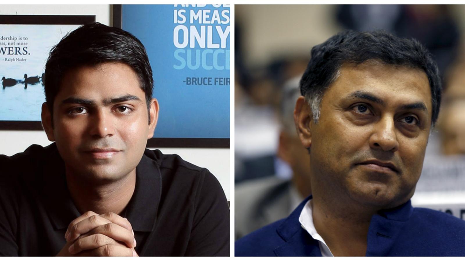 SoftBank-Nikesh Arora-Masatoshi San-Startup-Rahul Yadav