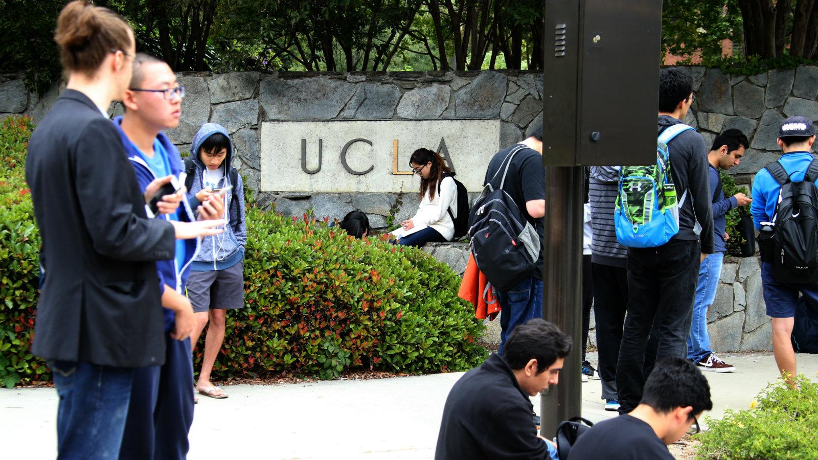 UCLA-firing