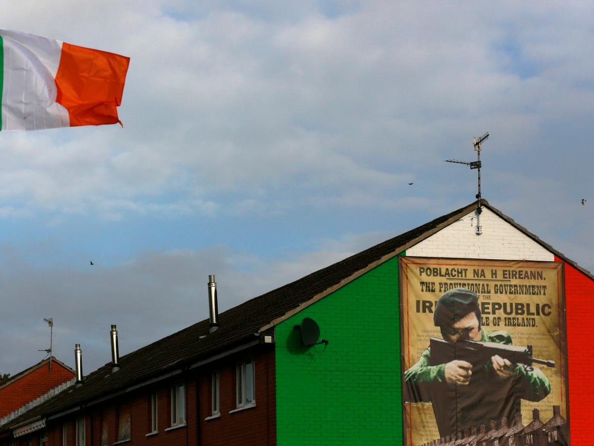 With Brexit, the English voters who hated the IRA have handed it the  ultimate victory — Quartz