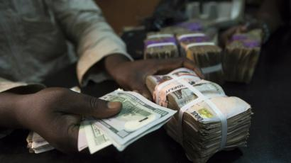 Naira Exchange Rate With Dollar