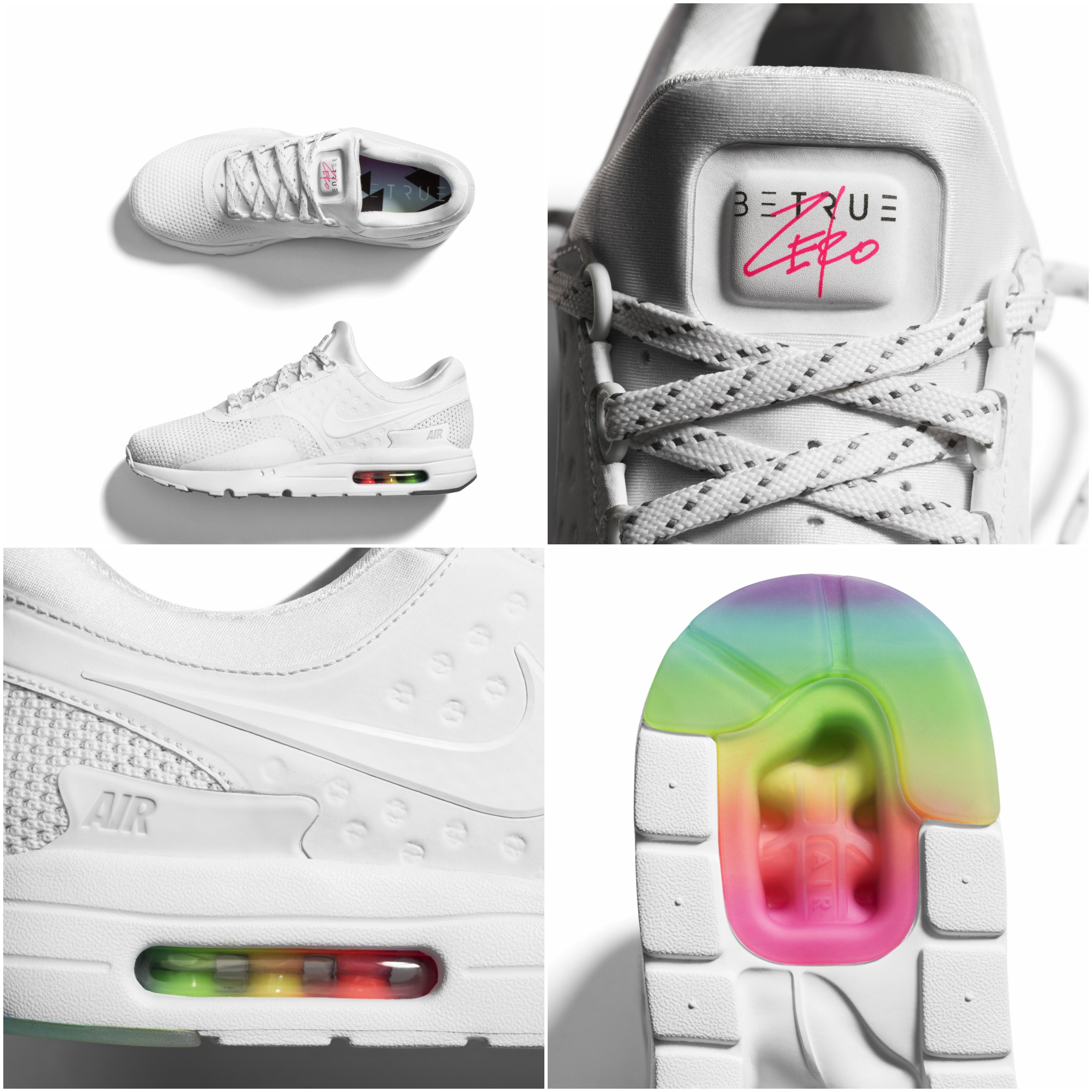 Nike BeTrue Air Max Zero