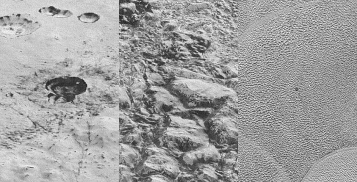 Pluto photos
